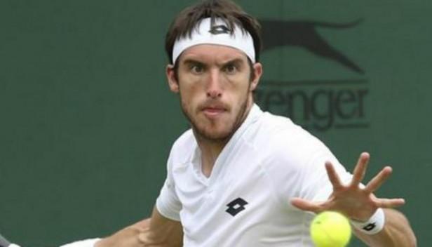 Leo Mayer perdió ante Anderson y se despidió de Wimbledon