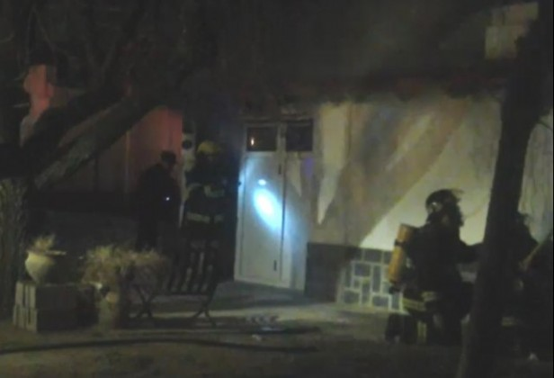 Fatal Incendio en Geriátrico '' Nona Lucia'' - Mueren dos ancianos. Hay heridos