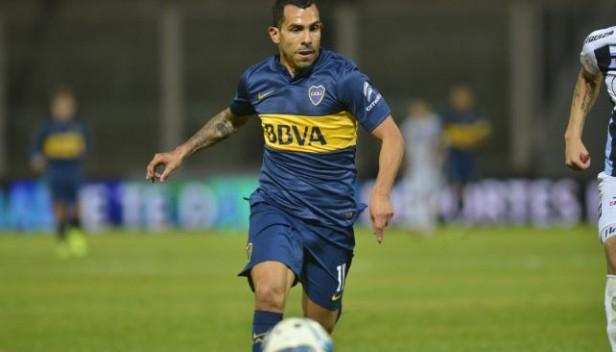 Con un Tevez inspirado, Boca goleó a Banfield por la Copa Argentina
