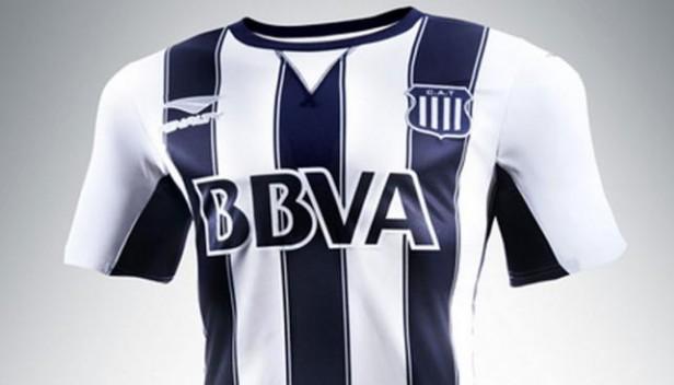 Talleres presentó sus sponsors y su nueva camiseta