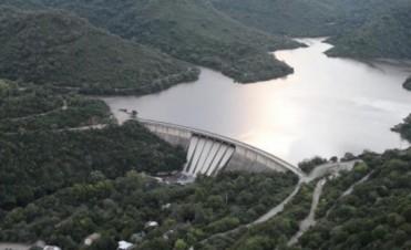 Abrirán las válvulas del dique La Quebrada antes de que comiencen las lluvias