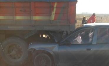 Accidente en autopista ROSARIO - CÓRDOBA