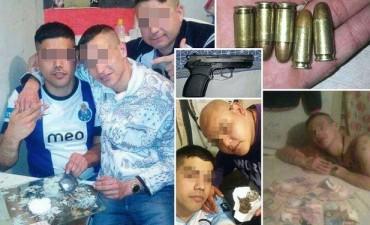 Guardias de Bouwer, en la mira por fotos de presos con armas