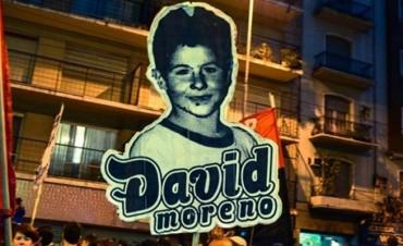Este martes dictan sentencia en el juicio por el crimen de David Moreno