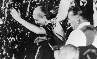 Eva Perón es historia, leyenda y mito