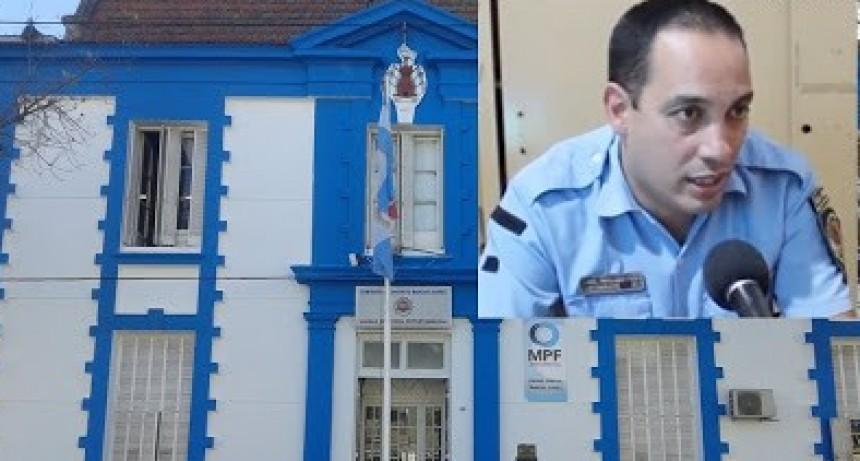 POLICIALES DE ÚLTIMA HORA EN LA DEPARTAMENTAL MARCOS JUAREZ