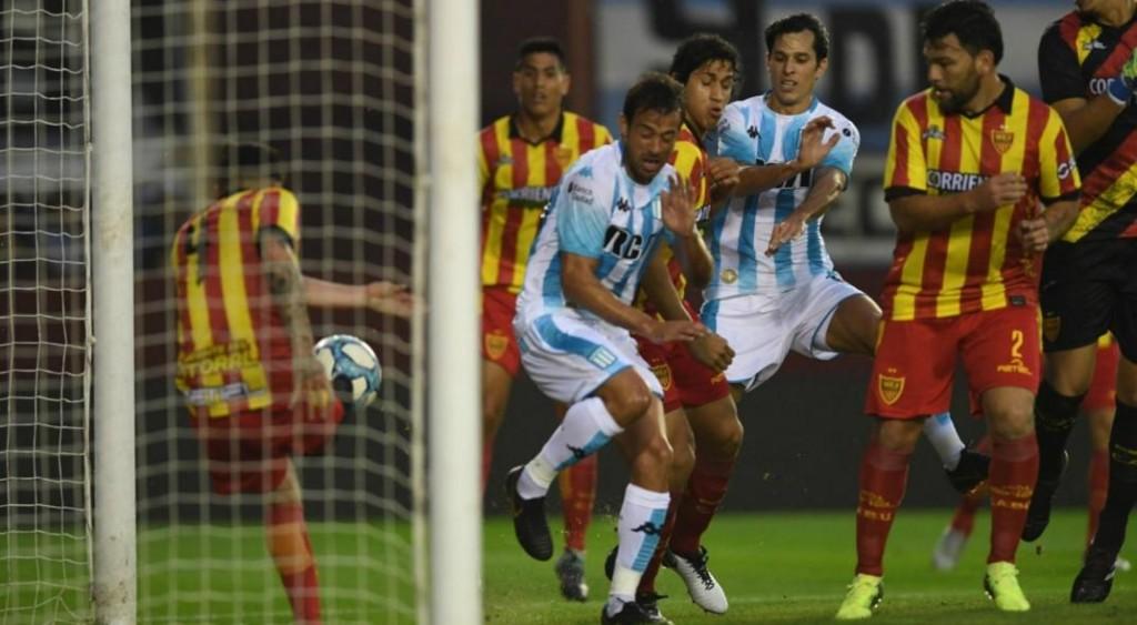 Racing, campeón de la Superliga, fue eliminado de la Copa Argentina