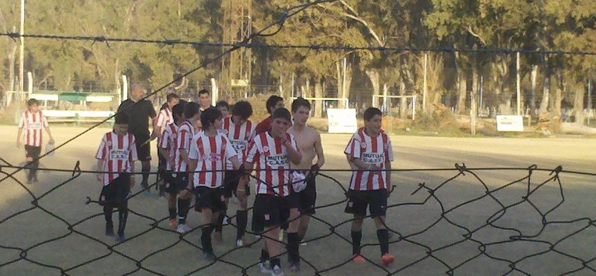 Fútbol Infantil – SEMIFINALES 2006 y 5ta. – Torneo Apertura 2019
