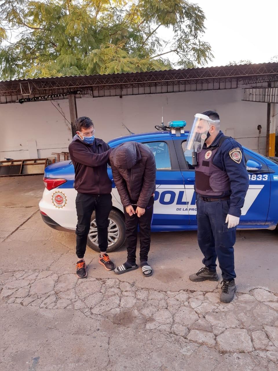 Novedades policiales de las ultimas 48hs