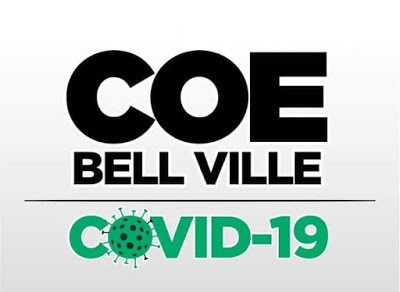 El COE local informa un caso positivo de Covid-19 en Bell Ville.