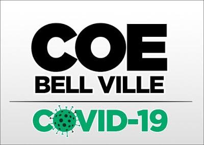 SEGUNDO CASO DE COVID-19 EN LA CIUDAD DE BELL VILLE