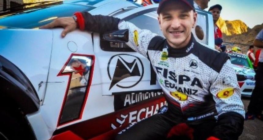 Franco Girolami viajará a Italia a probar y correr con un auto de TCR
