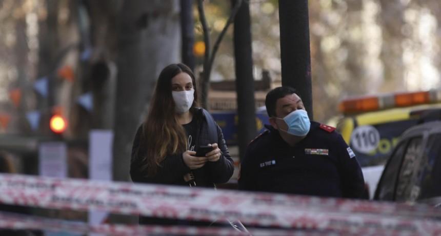 Confirman 82 decesos y 4.250 casos de coronavirus, el mayor registro diario