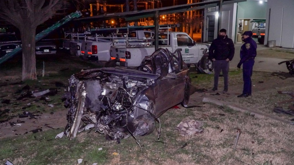 Accidente fatal: cuatro muertos en ruta 30