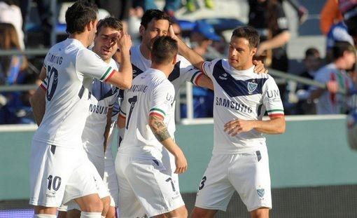 PRIMERA DIVISION - 2DA. FECHA - Vélez derrotó a Arsenal y suma dos victorias en dos partidos