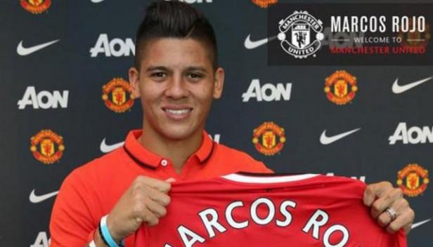 El pase del año: Marcos Rojo fue presentado en el Manchester United y usará la de Ferdinand