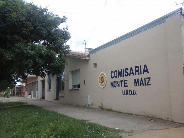 INFORMES POLICIALES DESDE MONTE MAIZ