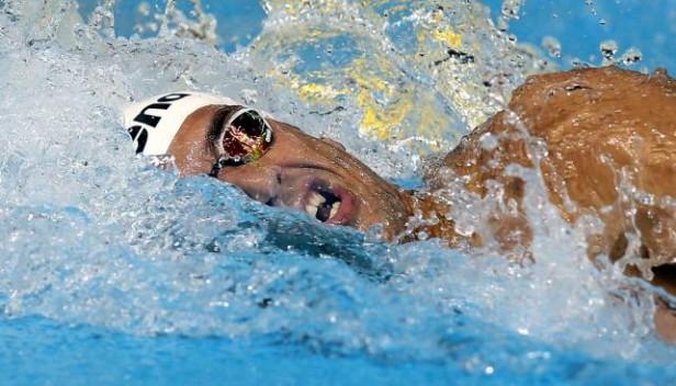 Mundial de natación: Grabich, finalista en 100 metros libres