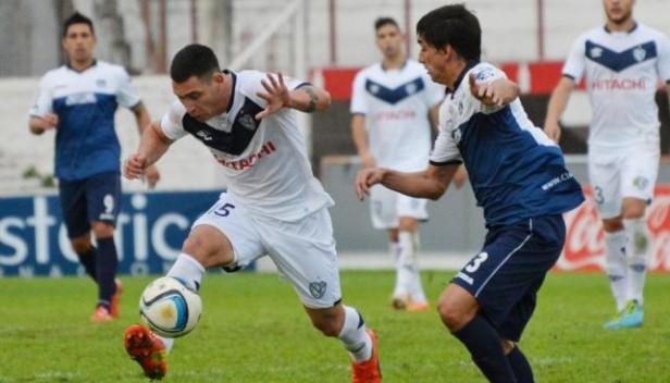 Copa Argentina. Vélez goleó a Acassuso