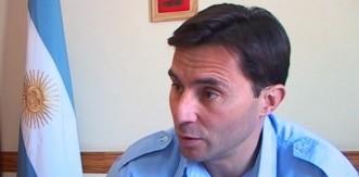 Nota con el Comisario Mauricio Mieglo