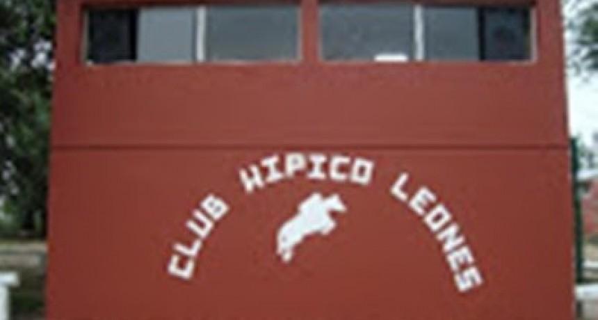 Robo y posterior recupero de elementos de equitación del Club Hípico de Leones