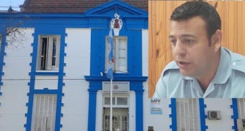 NOVEDADES POLICIALES EN LA DEPARTAMENTAL MARCOS JUAREZ