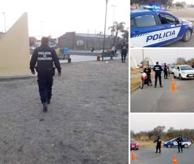 BELL VILLE: CONTROL POLICIAL EN LUGARES DE CONCURRENCIA MASIVA.