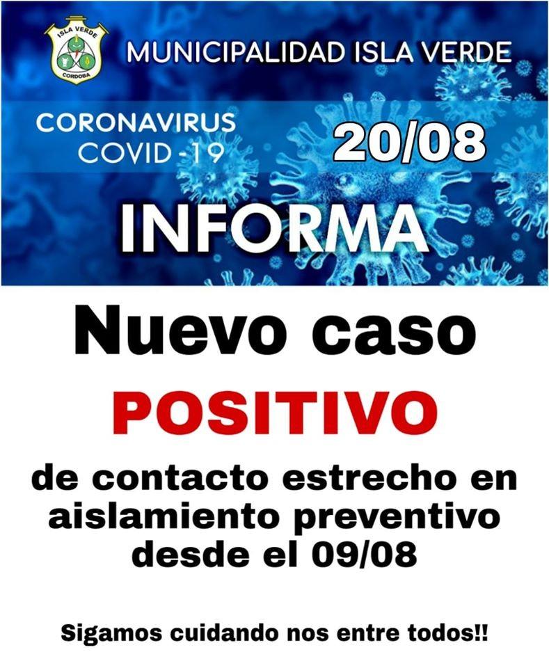 Informe epidemiológico COVID-19