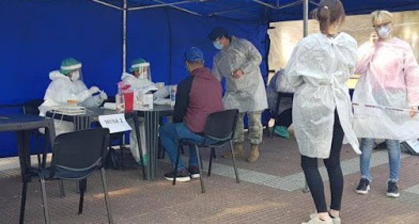 Con 60 casos positivos, Los Surgentes busca bloquear la circulación del virus