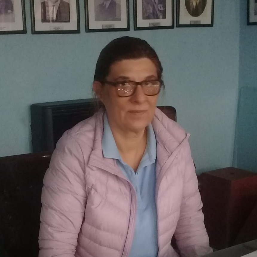 Conferencia de Prensa Patricia Delsoglio