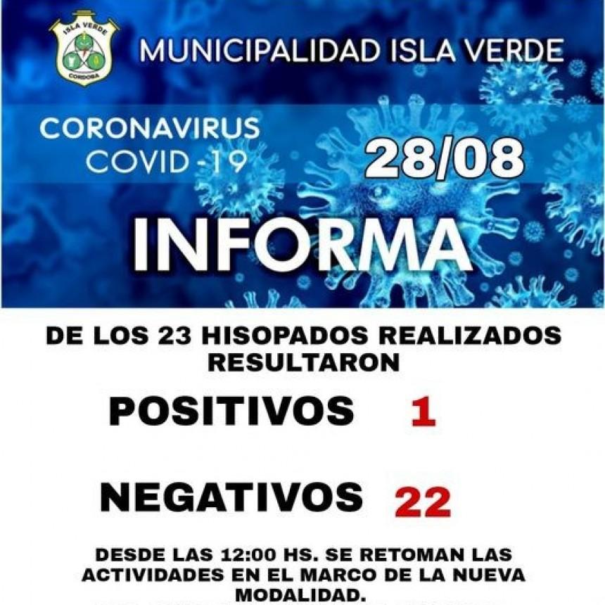 CONFERENCIA DE PRENSA - INFORME EPIDEMIOLÓGICO #COVID-19