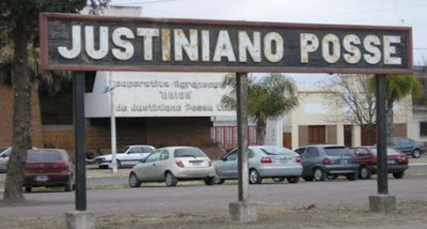 JUSTINIANO POSSE: CLAUSURAN EL BAR 1911