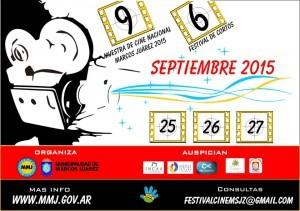 Comienza el Festival de cine de Marcos Juárez