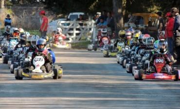 Karting de tierra: Gran paso del Provincial cordobés por Isla Verde