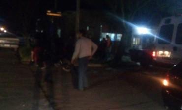 ACCIDENTE DE TRANSITO EN CAMILO ALDAO