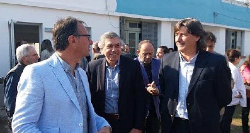 GENERAL ROCA: INAUGURARON EL CENTRO DE MONITOREO DE CÁMARAS