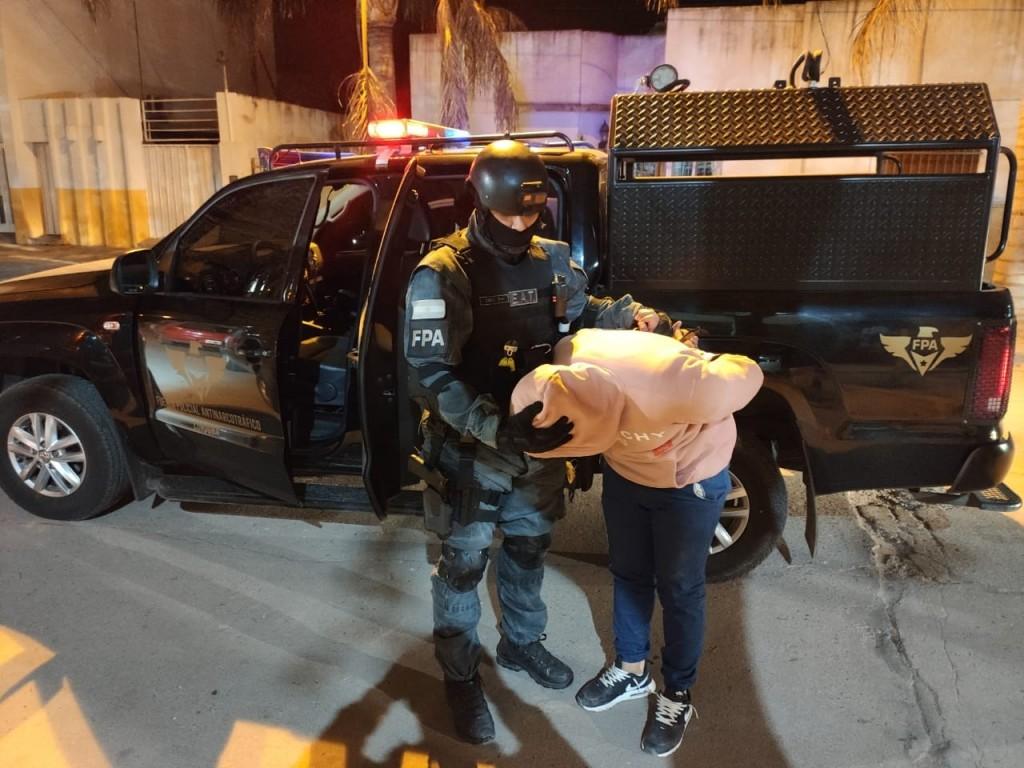 Vendían drogas al lado de un Centro vecinal en Morteros