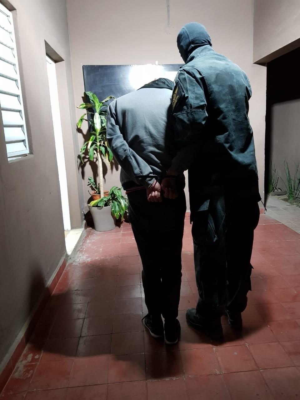 FPA detuvo a dos dealers de drogas que trabajaban en el centro de Córdoba