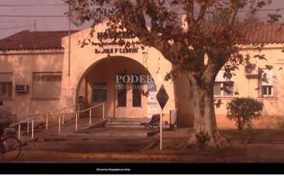 5 MÉDICOS SE CONTAGIARON DE CORONAVIRUS EN LA LOCALIDAD DE ARIAS