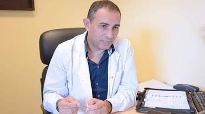 DIRECTOR DEL COE REGIONAL CONTAGIADO DE COVID-19