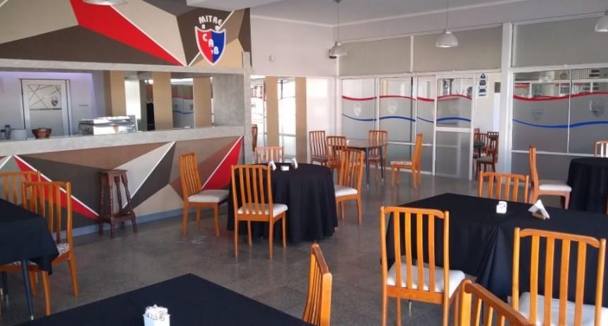 Renovación de la Sede Comedor del Club Mitre de General Baldissera