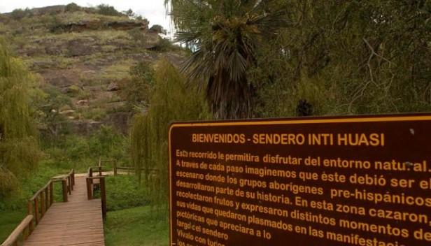 """El """"corazón"""" del Cerro Colorado, a la Provincia"""