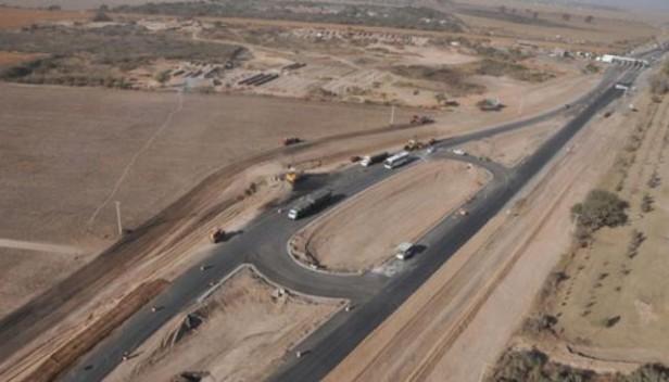 Autovía ruta 36: la Provincia también hará el desvío sobre Almafuerte