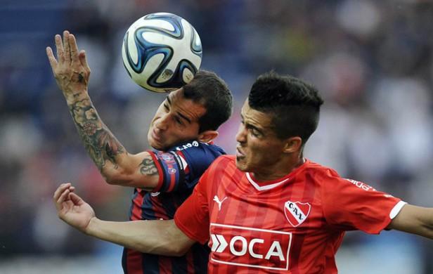 Independiente derrotó a San Lorenzo y es escolta de River