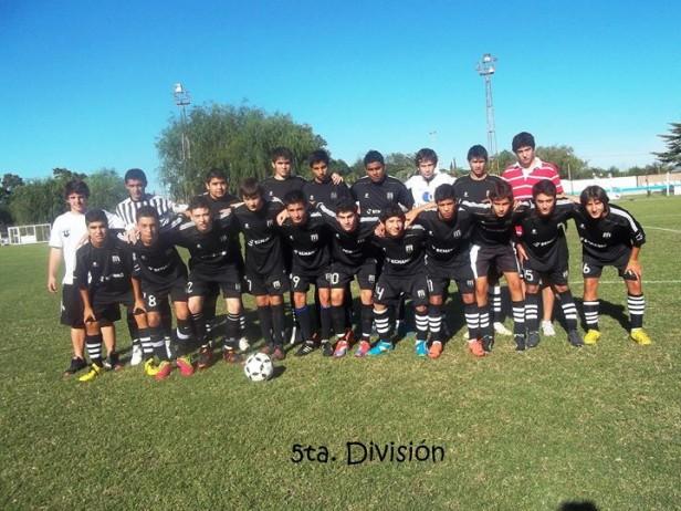 Fútbol Infantil – Fecha 8 – Torneo Clausura 2014