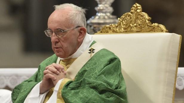 El papa Francisco defendió la indisolubilidad del matrimonio