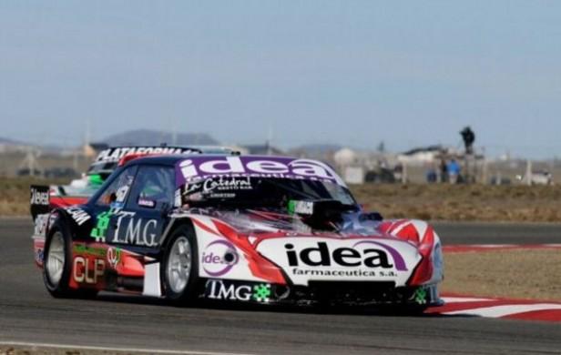 Norberto Fontana se impuso en el circuito de Río Gallegos
