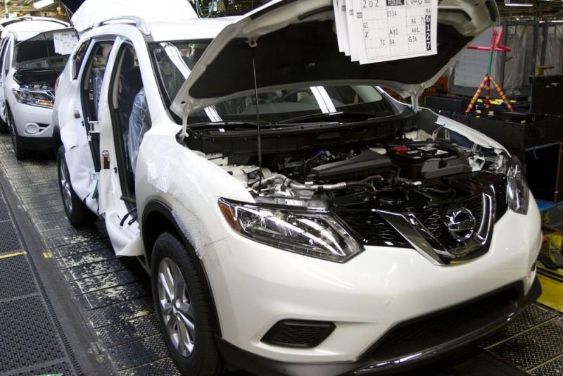 Brotes verdes… ¿con ajuste salarial? Nissan desembarcó en Córdoba.