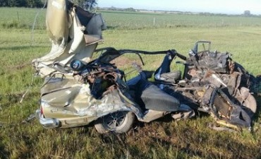 LOS CISNES, ACCIDENTE TRANSITO CON VÍCTIMA FATAL