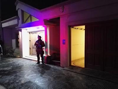 FPA DETUVO A DELIVERY DE COCAÍNA EN CAMILO ALDAO